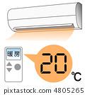 设定温度(加热)-2 4805265