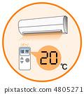 设定温度(加热) -  8 4805271