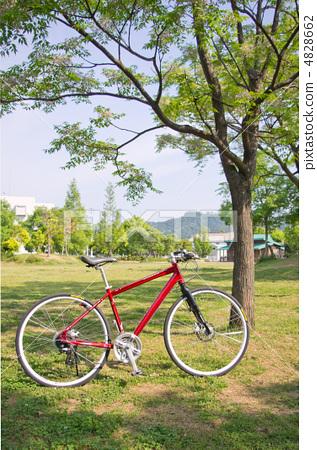 Cross bike 4828662