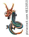 Wooden dragon 4832850