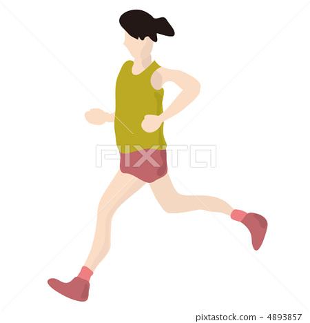 Runner 03 4893857