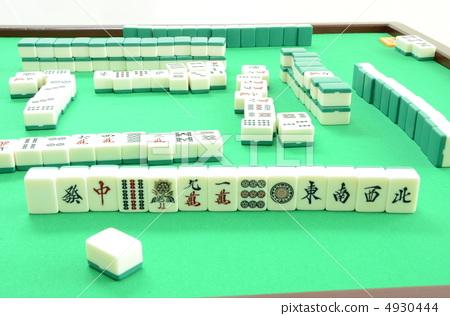 Mahjong 4930444