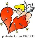 天使 矢量 矢量图 4946931