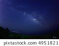 銀河在南方的天空 4951821