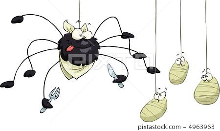 Lunch spider 4963963