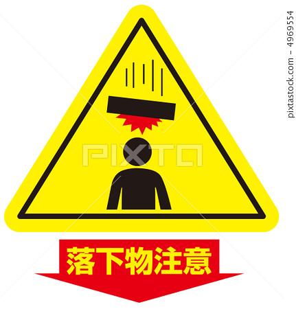 墜落物體注意事項 -  35 4969554