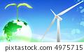風力發電 4975715