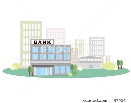 一家銀行 4979044