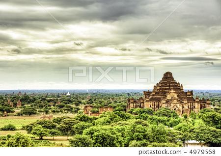 緬甸佛教文物群(蒲甘) 4979568