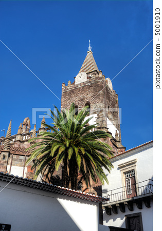 Se church in Funchal, Madeira, Portugal 5001910