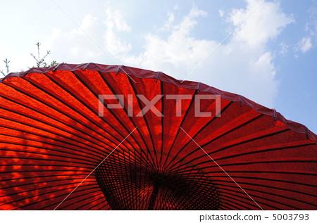 우산 (레드) 5003793