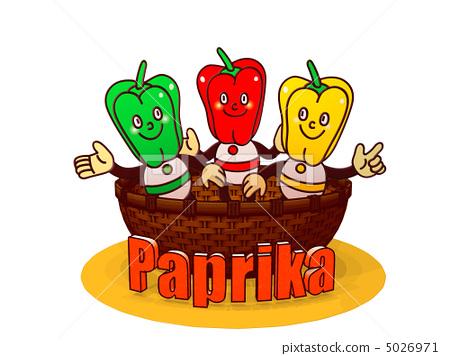 Paprika caged set 5026971