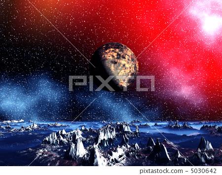 신비의 행성과 은하 5030642