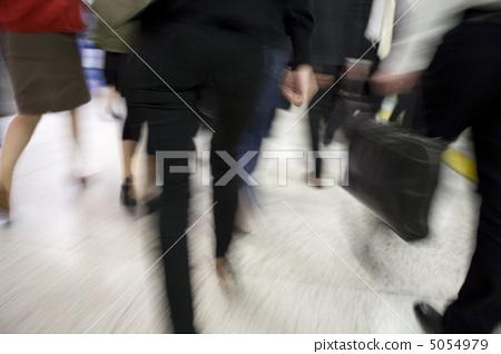 People entering work 5054979