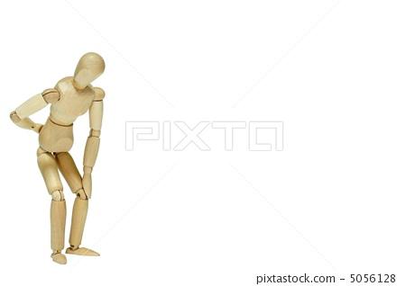 Model doll (low back pain) 5056128