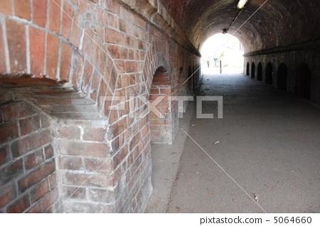 粟田口 隧道 (蹴上 터널) (교토시 히가시야마 구 東小物座 도시) 5064660