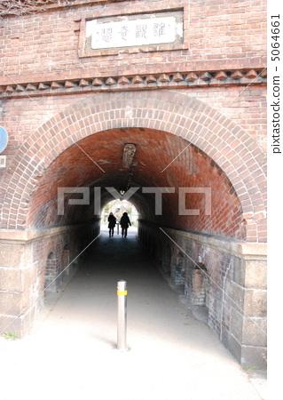 粟田口 隧道 (蹴上 터널) (교토시 히가시야마 구 東小物座 도시) 5064661