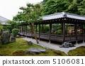 Nanzenji, Rokudo garden and corridor 5106081