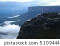 Mt. Kokenan seen from Mount Roraima 5109444