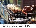 烘烤的 炙烤的 燃燒 5115186