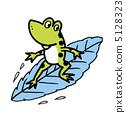 青蛙衝浪 5128323