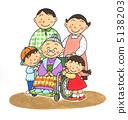 Carer family 5138203