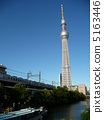skytree tower, tokyo sky tree, azumabashi 5163446