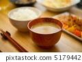 miso, soup, setting 5179442