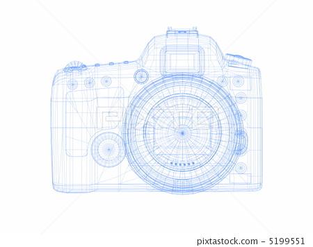 Digital camera 5199551