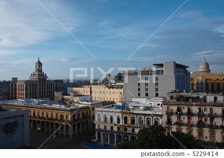 City of Havana in Cuba 5229414