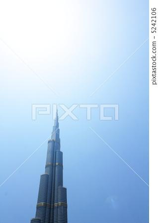 Burj Khalifa 5242106