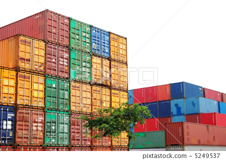 Stacked container 5249537