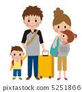 家族の休日 5251866