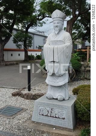 서복의 동상 (서복 공원 / 와카야마 현 신구시) 5268222