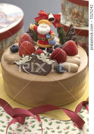 크리스마스 케이크 5325242