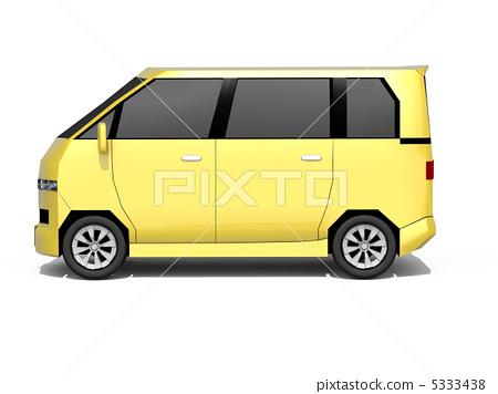Minivan 5333438