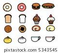 센베 과자, 센베이 과자, 식빵 5343545