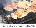 烤 食物 食品 5346207