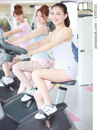 健身形象 5359555