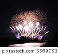 Sukagawa烟花节 5369093