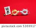 งูน่ารักมิซูมิการ์ดปีใหม่จับคู่สาวหัวใจคู่งู 5369917