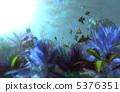 水生的 水下 在水中 5376351