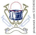 music jazz band emblem 5393406