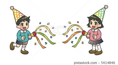 Children and crackers 5414846