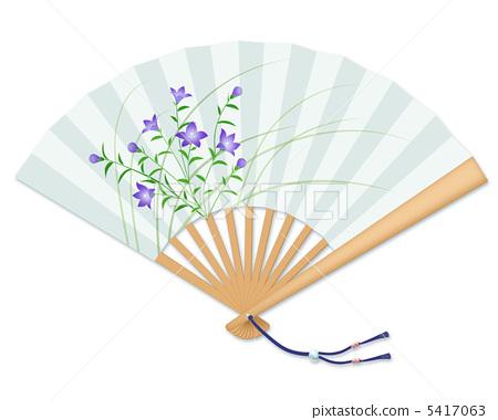 Fan summer 02 Kikyo pattern 5417063
