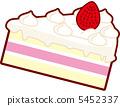 蛋糕草莓短 5452337