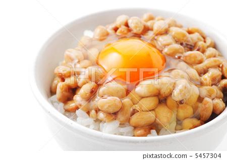 Natto rice 5457304