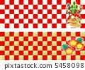 元旦 新年的聖誕樹裝飾 新春 5458098