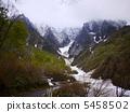 谷川岳 雪山 群馬縣 5458502