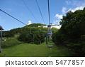 Summer slope lift 5477857